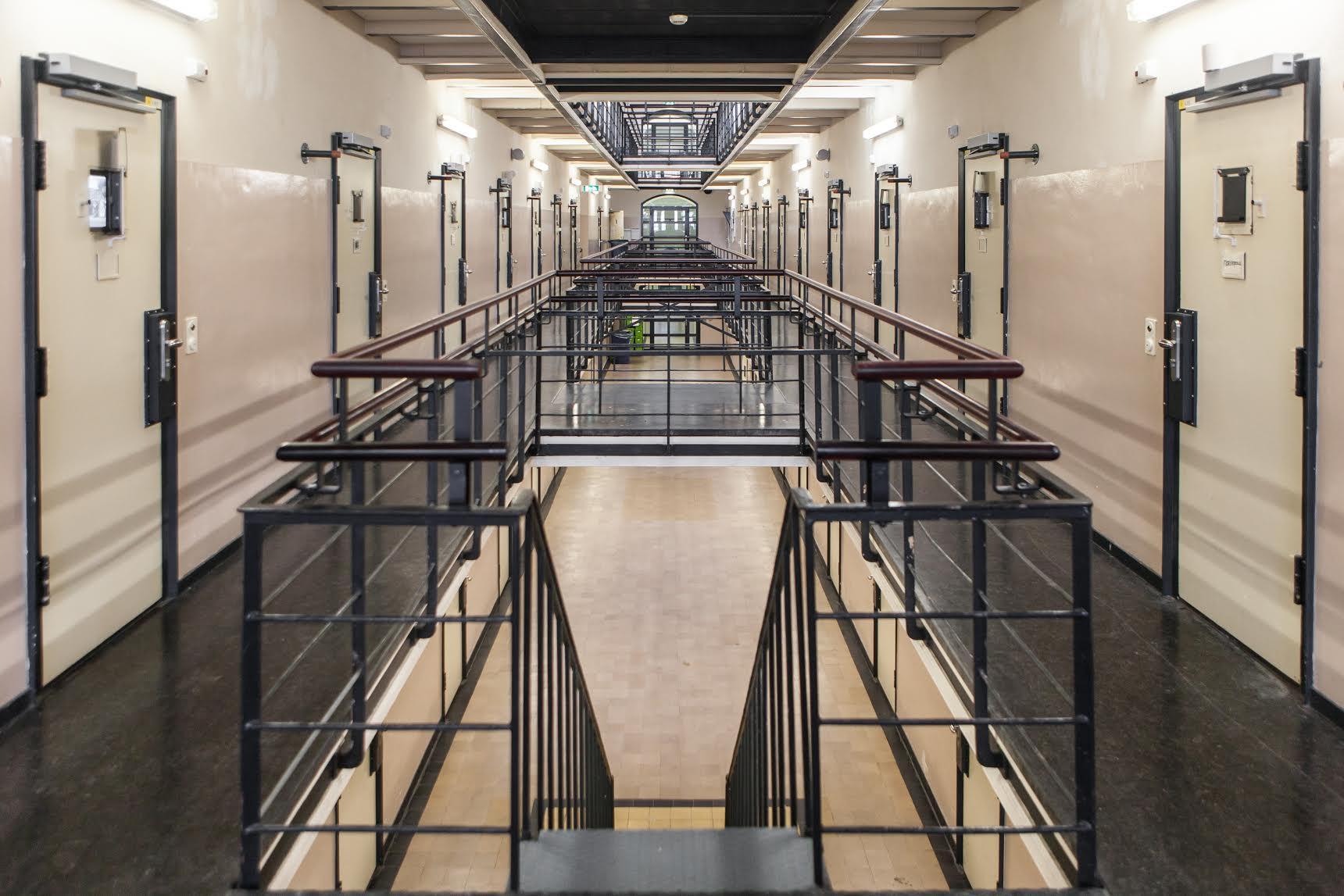 Foto van de gevangenis: Fleur Wiersma